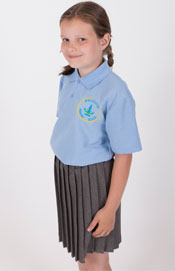 Bishopston Primary School (Old Style Badge) Polo Shirt