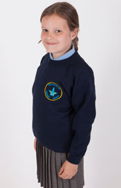 Bishopston Primary School (Old Style badge) Sweatshirt
