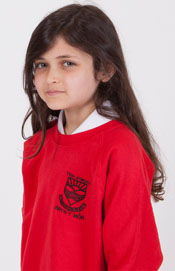 Bryn-y-Mor Primary School Sweatshirt