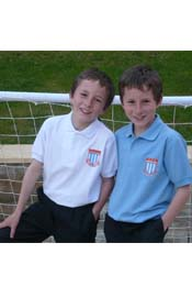 Dunvant Primary School Polo Shirt