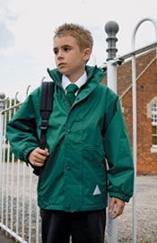 Junior Reversible School Coat