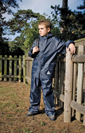 Waterproof Jacket-Trouser Suit