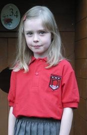 Newton Primary School Polo Shirt