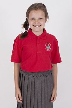 Sketty Primary School Polo Shirt