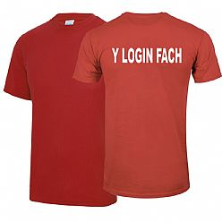 Login Fach PE T-shirt