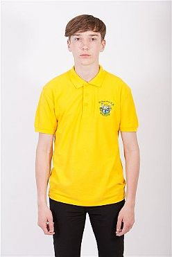 Bishopston Comprehensive Boys & Girls  Polo Shirt